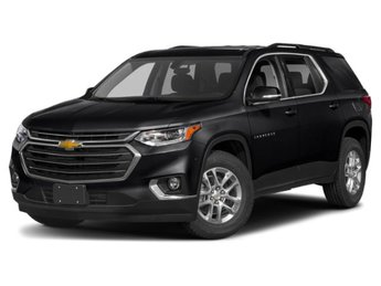 2019 Chevy Traverse Premier 4 Door Automatic FWD SUV