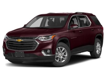 2019 Chevy Traverse Premier Automatic 4 Door FWD