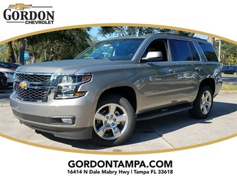 2018 Pepperdust Metallic Chevrolet Tahoe LT SUV Automatic RWD EcoTec3 5.3L V8 Flex Fuel Engine