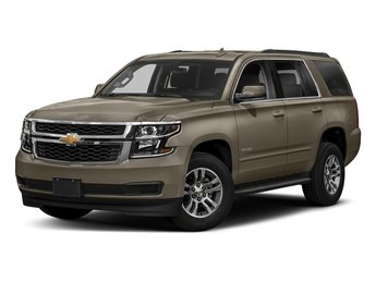 2018 Pepperdust Metallic Chevy Tahoe LT EcoTec3 5.3L V8 Flex Fuel Engine SUV 4 Door