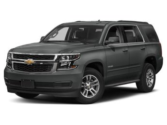 2019 Shadow Gray Metallic Chevy Tahoe LT RWD 4 Door EcoTec3 5.3L V8 Engine Automatic SUV