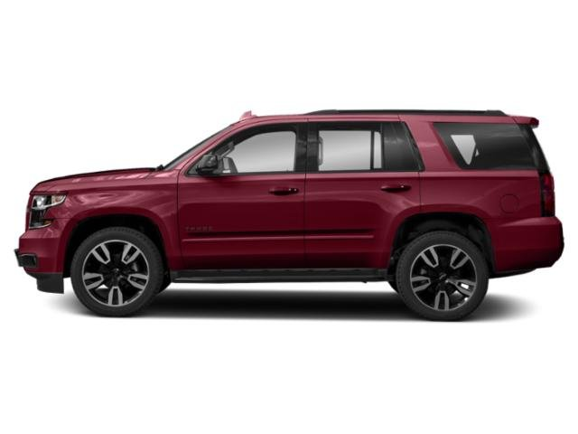 2019 Siren Red Tintcoat Chevy Tahoe LT SUV 4 Door Automatic RWD V8 Engine