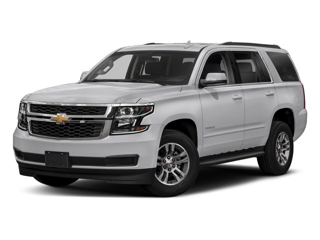 2018 Chevy Tahoe LT EcoTec3 5.3L V8 Flex Fuel Engine SUV Automatic RWD 4 Door