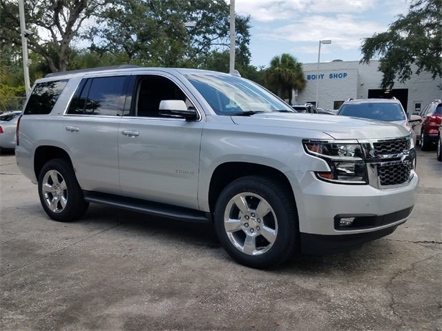 2018 Chevy Tahoe LT Automatic SUV 4 Door