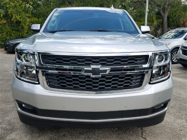 2018 Chevy Tahoe LT RWD SUV Automatic 4 Door EcoTec3 5.3L V8 Flex Fuel Engine