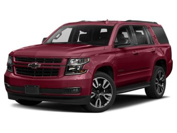 2019 Chevy Tahoe LT SUV EcoTec3 5.3L V8 Engine Automatic RWD 4 Door