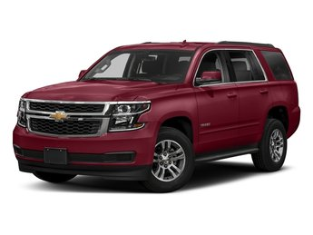 2018 Siren Red Tintcoat Chevy Tahoe LT Automatic SUV 4 Door EcoTec3 5.3L V8 Flex Fuel Engine