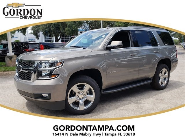 2019 Pepperdust Metallic Chevrolet Tahoe LT Automatic SUV 4 Door