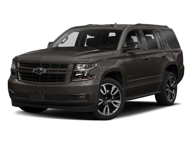 2018 Chevy Tahoe Premier SUV 4 Door RWD EcoTec3 5.3L V8 Flex Fuel Engine