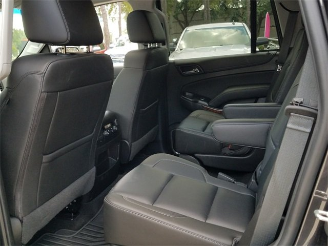 2018 Chevy Tahoe Premier RWD EcoTec3 5.3L V8 Flex Fuel Engine Automatic 4 Door SUV