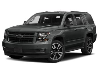 2019 Shadow Gray Metallic Chevy Tahoe Premier Automatic EcoTec3 5.3L V8 Engine RWD 4 Door SUV