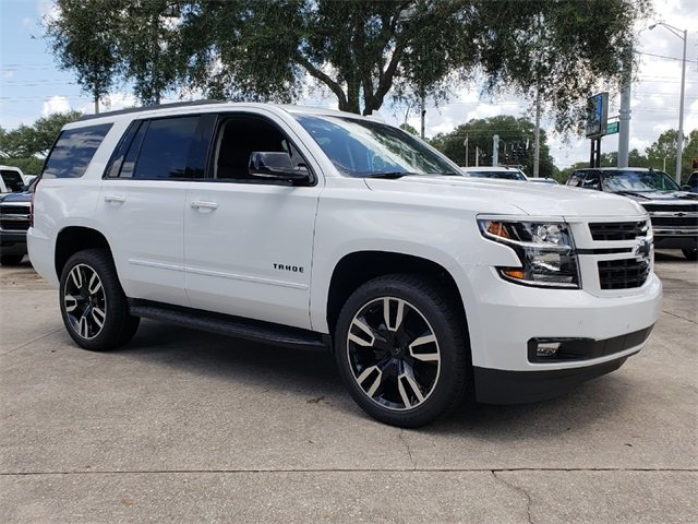 2019 Chevy Tahoe Premier RWD 4 Door Automatic EcoTec3 5.3L V8 Engine SUV