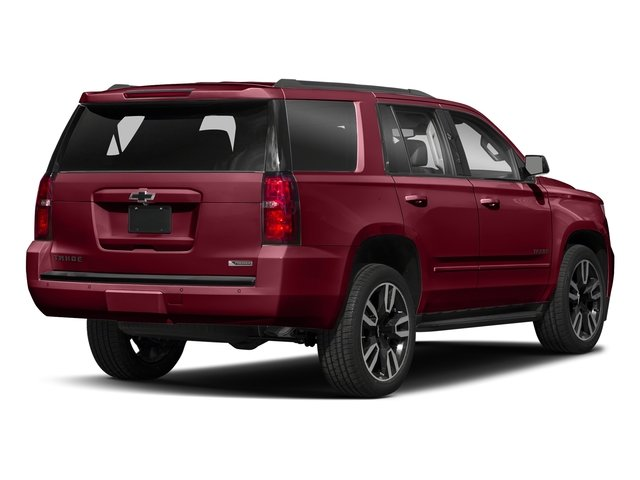 2018 Siren Red Tintcoat Chevy Tahoe Premier EcoTec3 5.3L V8 Flex Fuel Engine Automatic 4 Door SUV