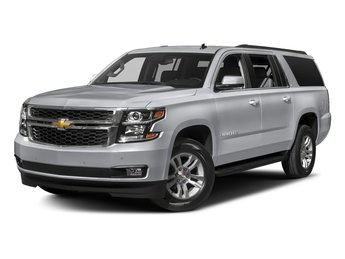 2018 Silver Ice Metallic Chevy Suburban LS EcoTec3 5.3L V8 Engine Automatic 4 Door RWD SUV