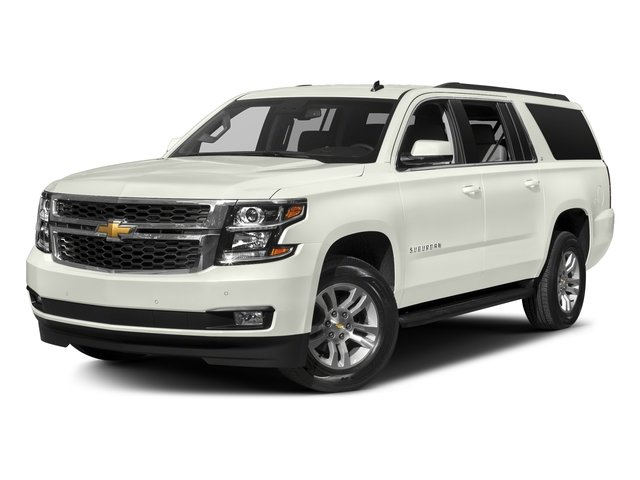 2018 Iridescent Pearl Tricoat Chevy Suburban LT EcoTec3 5.3L V8 Engine Automatic RWD SUV