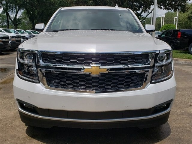 2018 Iridescent Pearl Tricoat Chevy Suburban LT Automatic SUV EcoTec3 5.3L V8 Engine RWD