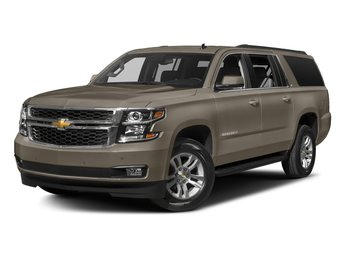 2018 Pepperdust Metallic Chevy Suburban LT RWD Automatic 4 Door SUV
