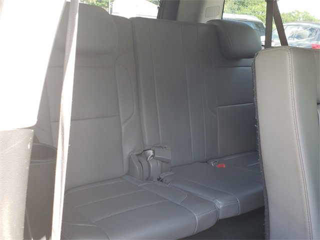 2015 Champagne Silver Metallic Chevrolet Suburban LT, CARFAX CERTIFIED, LEATHER! RWD 4 Door V8 Engine