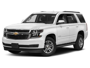 2019 Chevy Tahoe Premier 4 Door 4X4 SUV EcoTec3 5.3L V8 Engine Automatic