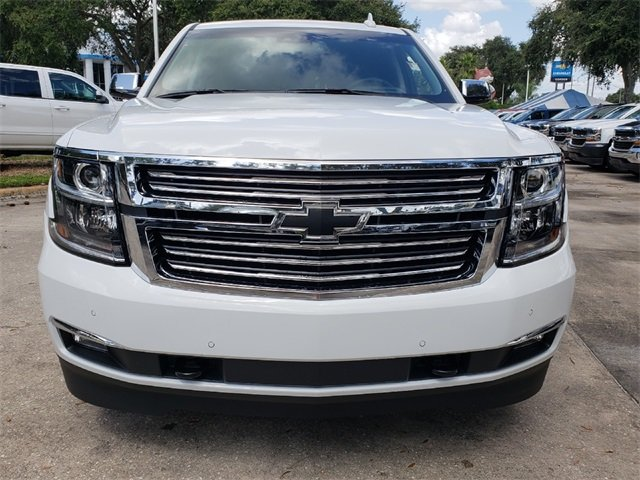 2019 Chevy Tahoe Premier Automatic EcoTec3 5.3L V8 Engine 4X4 4 Door SUV