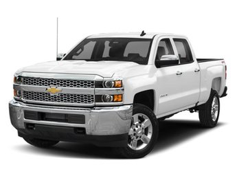 2019 Chevy Silverado 2500HD LT Vortec 6.0L V8 SFI Flex Fuel VVT Engine RWD Truck Automatic 4 Door