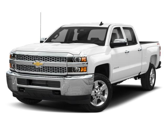 2019 Summit White Chevy Silverado 2500HD LT Truck 4 Door 6.0L 8-Cylinder SFI Flex Fuel OHV Engine Automatic