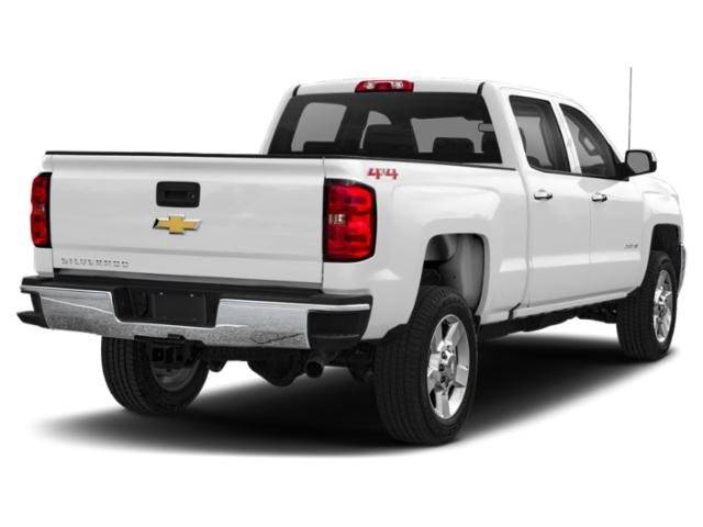 2019 Summit White Chevy Silverado 2500HD LT Truck RWD 4 Door Automatic 6.0L 8-Cylinder SFI Flex Fuel OHV Engine