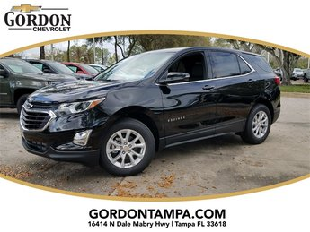2018 Chevrolet Equinox LT FWD SUV 4 Door Automatic 1.5L DOHC Engine