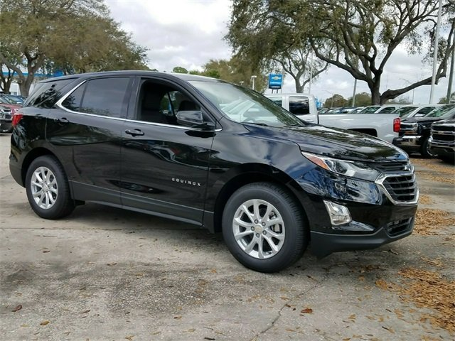 2018 Chevrolet Equinox LT 1.5L DOHC Engine Automatic FWD SUV