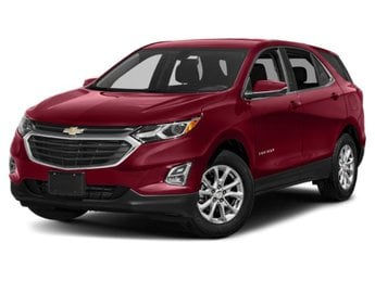 2019 Chevy Equinox LT FWD SUV Automatic 1.5L DOHC Engine 4 Door
