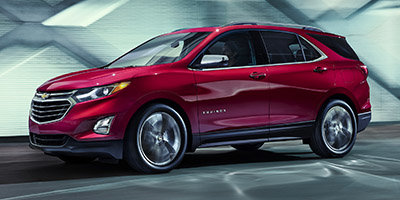 2019 Cajun Red Tintcoat Chevy Equinox LT 1.5L DOHC Engine FWD Automatic