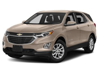 2019 Chevy Equinox LT 4 Door Automatic 1.5L DOHC Engine SUV