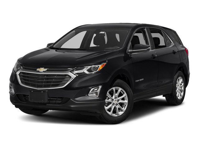 2018 Mosaic Black Metallic Chevy Equinox LT 4 Door Automatic SUV 2.0L Turbocharged Engine FWD