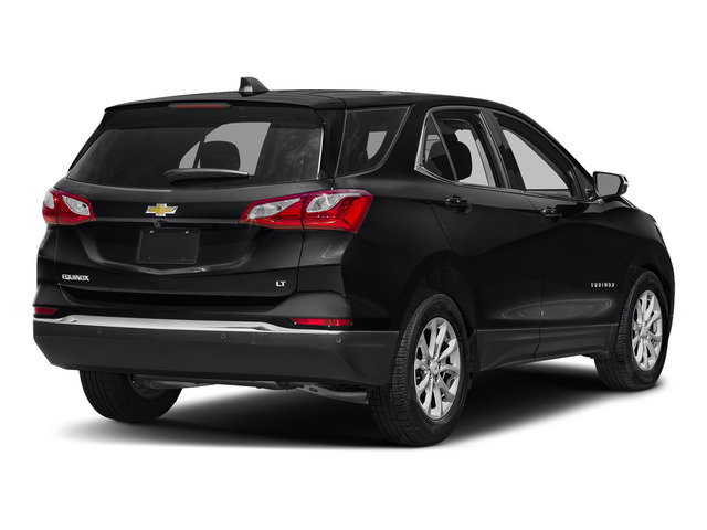 2018 Mosaic Black Metallic Chevy Equinox LT SUV 4 Door 2.0L Turbocharged Engine FWD
