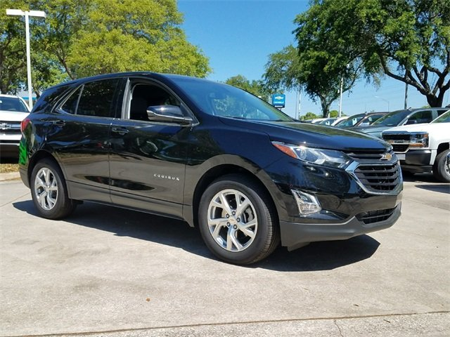 2018 Chevy Equinox LT FWD 4 Door SUV
