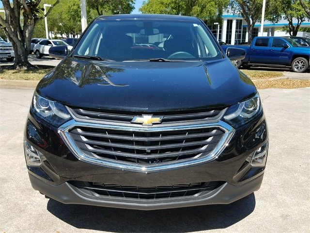 2018 Mosaic Black Metallic Chevy Equinox LT Automatic FWD SUV