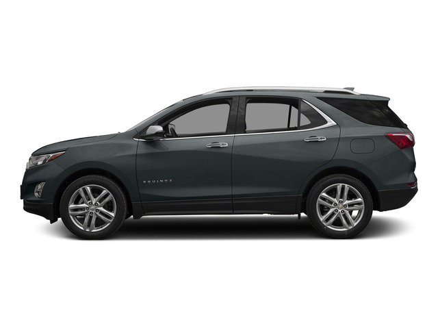 2018 Nightfall Gray Metallic Chevy Equinox Premier FWD SUV Automatic 4 Door 1.5L DOHC Engine