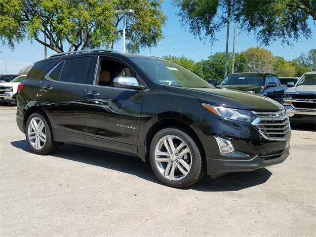 2018 Chevy Equinox Premier 4 Door 1.5L DOHC Engine FWD