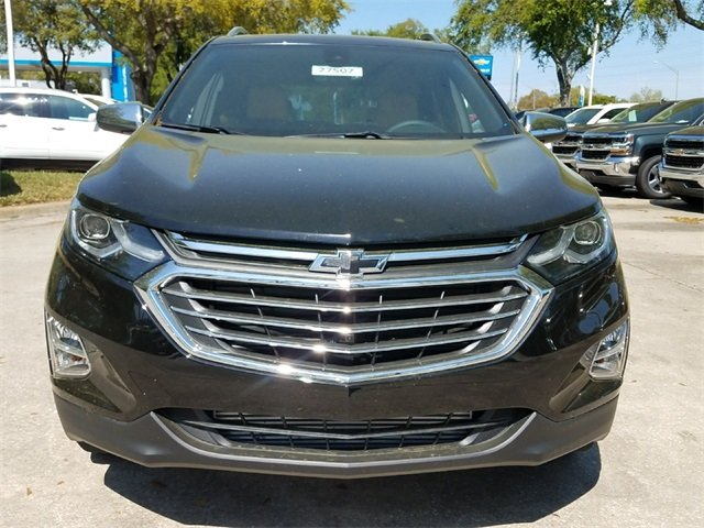 2018 Chevy Equinox Premier FWD 1.5L DOHC Engine Automatic SUV 4 Door
