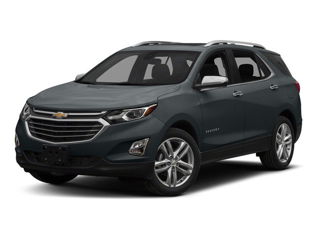 2018 Nightfall Gray Metallic Chevrolet Equinox Premier SUV FWD 4 Door 1.5L DOHC Engine Automatic