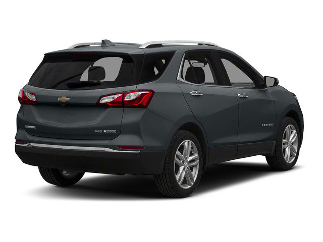 2018 Nightfall Gray Metallic Chevrolet Equinox Premier SUV 1.5L DOHC Engine 4 Door FWD Automatic
