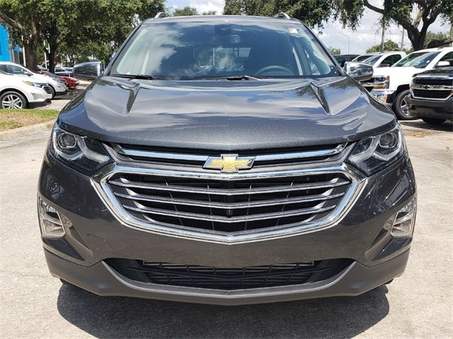 2018 Chevy Equinox Premier Automatic FWD 1.5L DOHC Engine