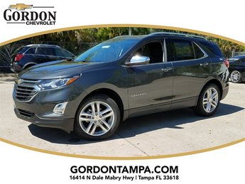 2018 Chevrolet Equinox Premier 4 Door SUV Automatic FWD 1.5L DOHC Engine