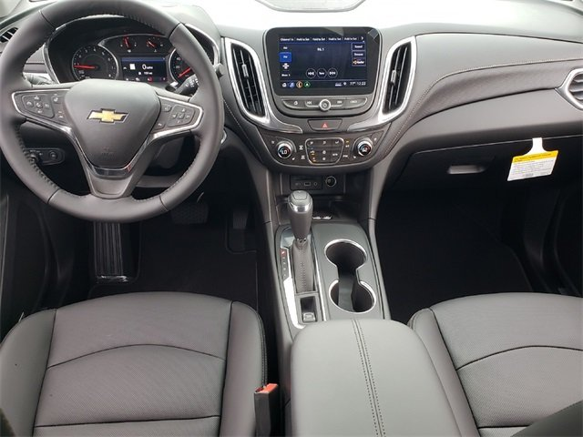 2019 Silver Ice Metallic Chevy Equinox Premier Automatic 1.5L DOHC Engine SUV