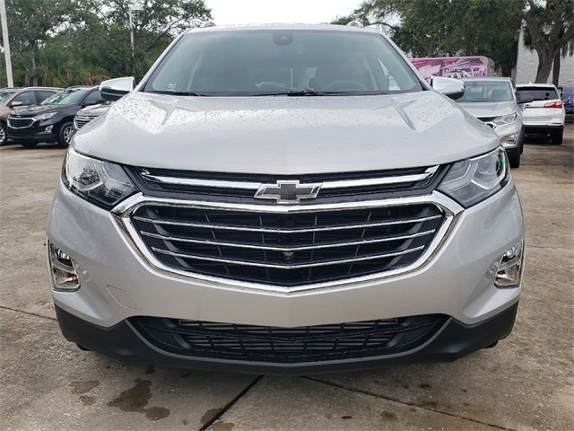 2019 Chevy Equinox Premier SUV FWD Automatic 4 Door 1.5L DOHC Engine