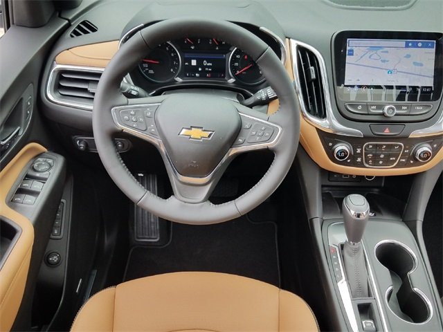 2019 Iridescent Pearl Tricoat Chevy Equinox Premier 1.5L DOHC Engine Automatic 4 Door