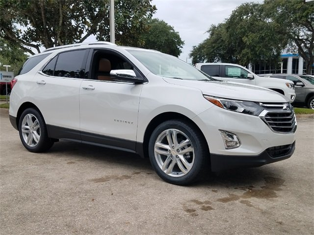 2019 Chevy Equinox Premier Automatic 1.5L DOHC Engine SUV 4 Door FWD