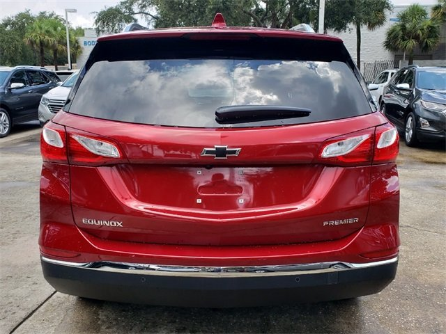 2019 Cajun Red Tintcoat Chevy Equinox Premier 1.5L DOHC Engine 4 Door SUV FWD