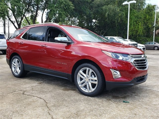 2019 Chevy Equinox Premier 4 Door Automatic SUV FWD