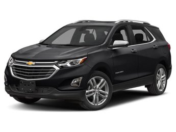 2019 Chevy Equinox Premier 1.5L DOHC Engine 4 Door Automatic SUV